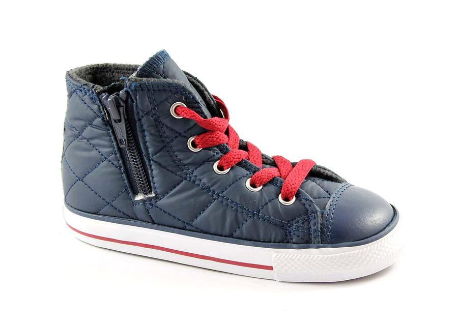 b61d8898abb623 CONVERSE 750681C nighttime na ct side zip scarpe bambino all star mid